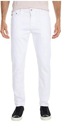 AG Jeans Tellis Modern Slim Leg Jeans in White (White) Men's Jeans