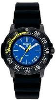 Traser Men's P6504.93C.6E.03 Rubber Quartz Watch with Blue Dial