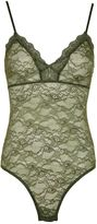 Topshop All Over Lace Body