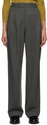 Rag & Bone Grey Wool Clover Trousers
