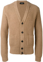 DSQUARED2 knitted cardigan - men - Wool - S