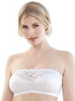 Glamorise Women's Complete Comfort Strapless Bra #1800