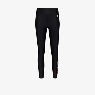 P.E Nation Emerging cropped leggings