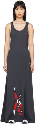 Pyer Moss Reebok by Grey Collection 3 Long Tank Dress