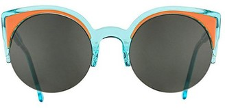 RetroSuperFuture Lucia Surface Anice Sunglasses
