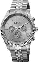 August Steiner Women's AS8096SS Analog Display Swiss Quartz Watch