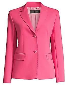 Max Mara Women's Rete Tailored Blazer