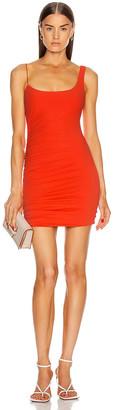 Alix Emmons Dress in Blood Orange | FWRD
