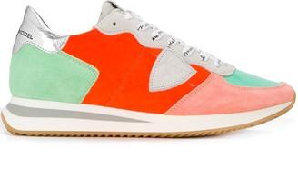 Philippe Model Paris Colour Block Sneakers