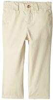 Polo Ralph Lauren Cotton Chino Pants (Infant) (Basic Sand) Boy's Casual Pants