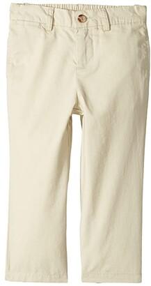 Polo Ralph Lauren Kids Cotton Chino Pants (Infant) (Basic Sand) Boy's Casual Pants