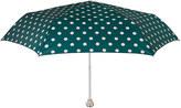 Cath Kidston Button Spot Billie Handle Umbrella