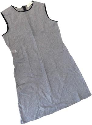 Miu Miu Blue Cotton Dresses
