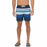 Original Penguin Retro Stripe Swim Short