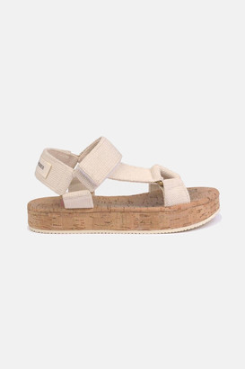Bobo Choses Raw Velcro Sandals
