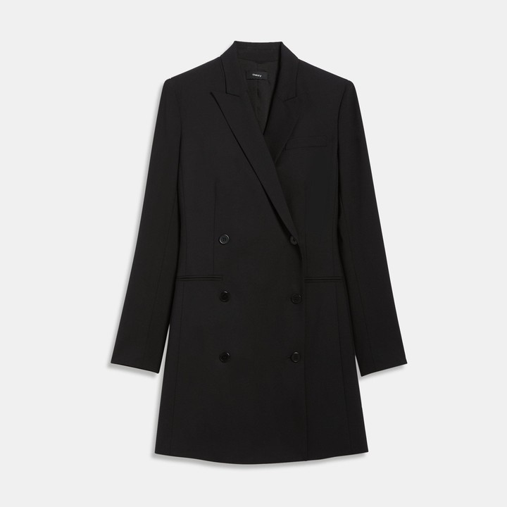 f4b4f2f24274b Theory Blazer Dress - ShopStyle