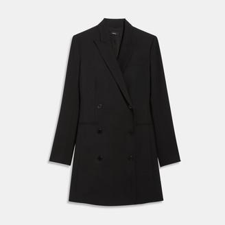 Theory Blazer Dress in Good Wool