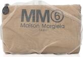 MM6 MAISON MARGIELA Mm6 Maison Martin Margiela Nude Signature Pouch