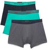 Emporio Armani 3 Pack Stretch Cotton Boxer Briefs