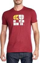 Cult of Individuality Men's Crewneck Square Logo Tee