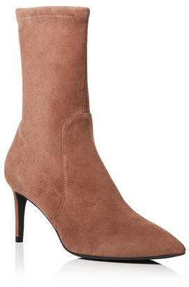 Stuart Weitzman Women's Wren High-Heel Booties