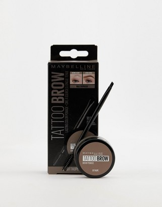 Maybelline Tattoo Brow Longlasting Brow Pomade