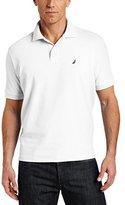 Nautica Men's Big-Tall Short Sleeve Pique Polo Shirt