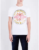 THE BEATLES Sgt. Pepper cotton-jersey T-shirt