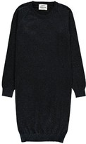 Mads Norgaard Delinga Lurex Jumper Dress