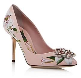 Dolce & Gabbana Women's High-Heel Pumps
