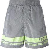 Stone Island Marina Nylon Metal swim shorts