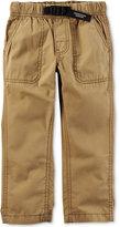 Carter's Cotton Utility Pants, Little Boys (4-7)
