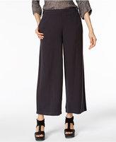 Eileen Fisher Tencel® Cropped Wide-Leg Pants