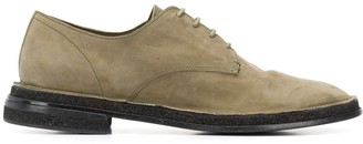Premiata Round Toe Lace-Up Shoes
