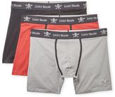 Lucky Brand Knit Stretch Boxer Briefs (3 PK)