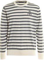 Dolce & Gabbana Striped Crewneck