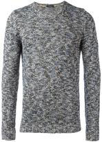 Roberto Collina crew-neck jumper