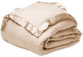 Melange Home Down Alternative Full/Queen Micro Fiber Blanket - Taupe