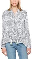 Khujo Women's Mila Rayon Woven Top Blouse