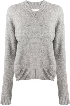 Helmut Lang V-Neck Jumper