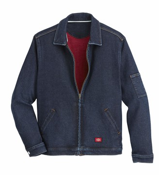 Dickies Women's Warming Temp-IQ Flex Denim Eisenhower Jacket
