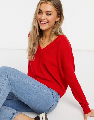 Brave Soul Kansas V-neck Sweater