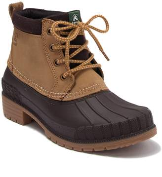 Kamik Evelyn 4 Waterproof Leather Duck Boot