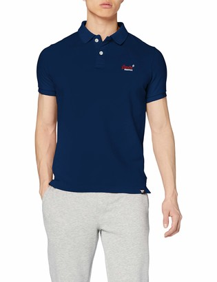 Superdry Men's Classic Pique S/s Polo Shirt