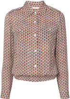 Tory Burch Allegra Paisley printed shirt - women - Silk - 6