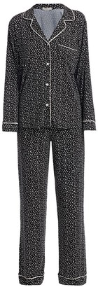 Eberjey Sleep Chic 2-Piece Pajama Set