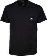 N°21 N.21 Chest Patch T-Shirt