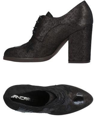 Giancarlo Paoli Lace-up shoe