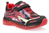Geox Toddler Boy's Android Light-Up Sneaker
