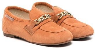 Babywalker Slip-On Suede Loafers
